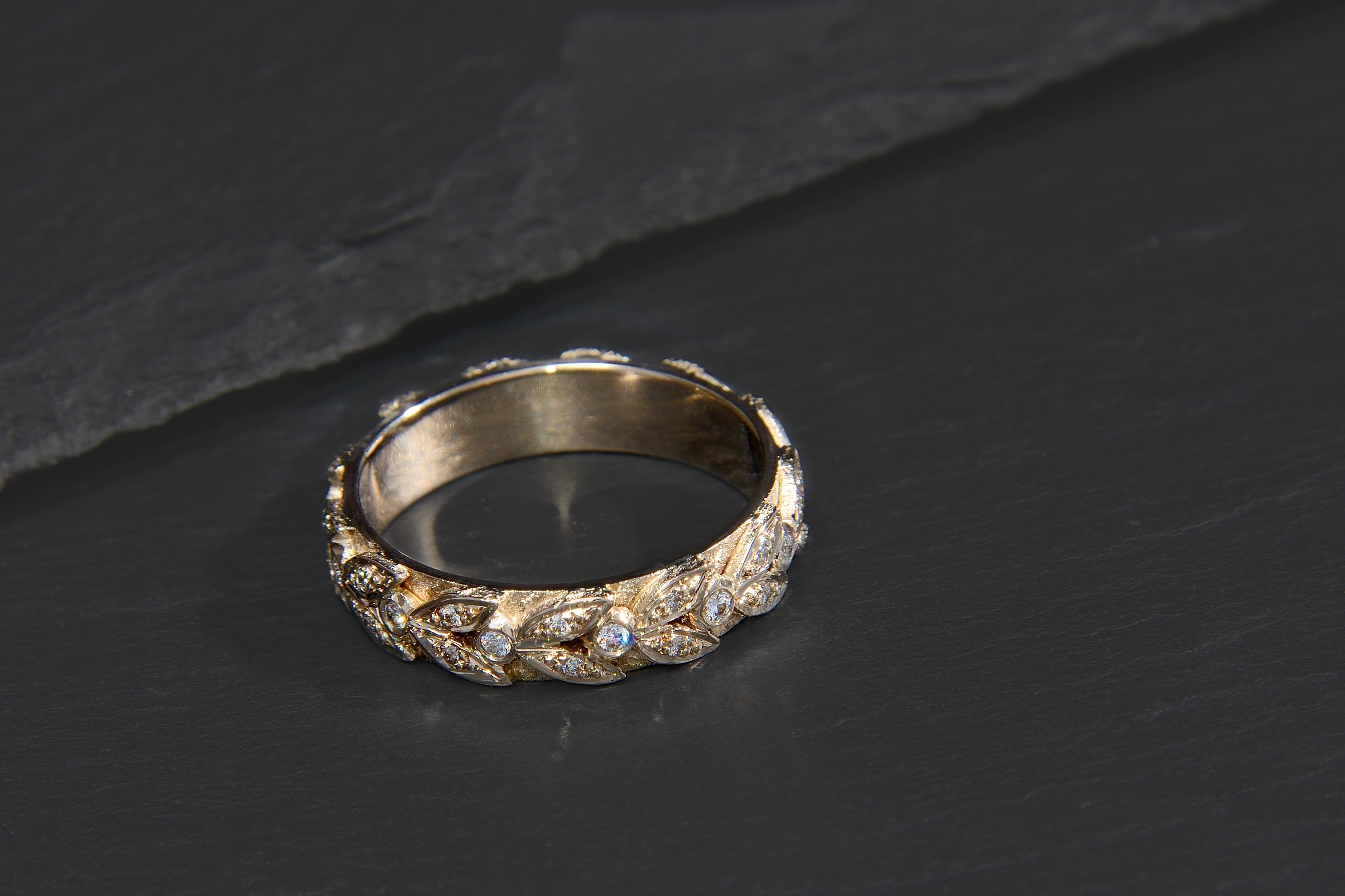 Why go to the jewellers when you can get something bespoke?