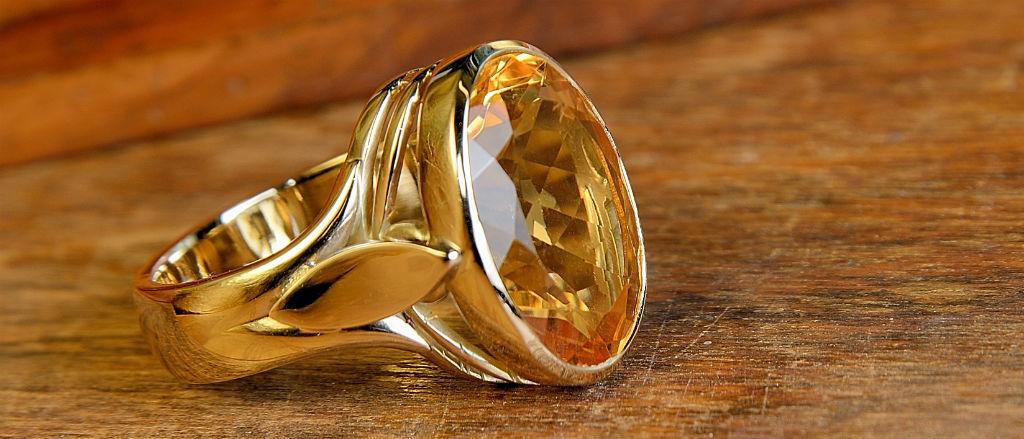 Bespoke Dress Ring The Goldsmithy Stony Stratford