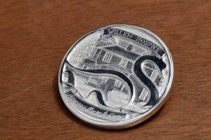 MK50 Coin Willen Hospice