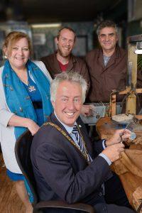 Mayor at The Goldsmithy Milton Keynes