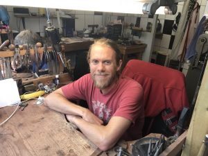 Goldsmith apprentice