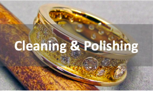 Cleaning and polishing Jewellery Milton Keynes