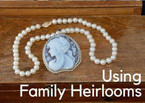 Family Heirloom Jewellery