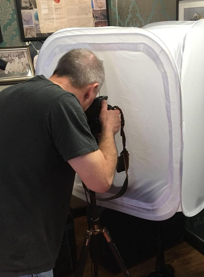 Photoshoot The Goldsmithy